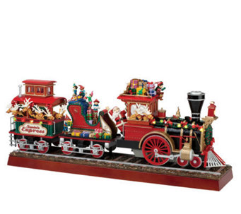 Mr. Christmas Santa's Express - H184159