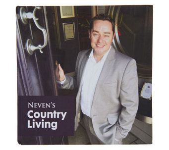 """Neven's Country Living"" Cookbook by Neven Maguire - H199559"