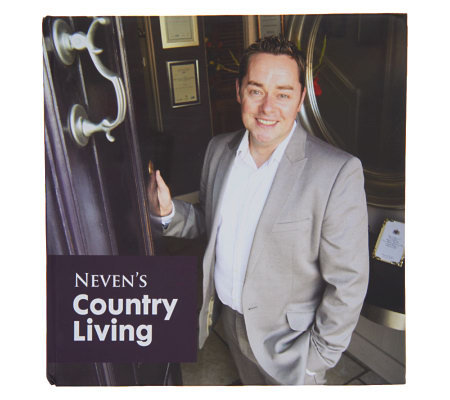 """Neven's Country Living"" Cookbook by Neven Maguire"
