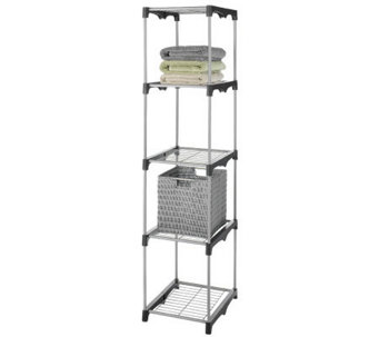 Whitmor Five-Tier Closet Tower - H280759