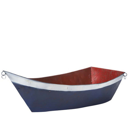 Plow & Hearth Boat Planter
