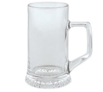 12oz Glass Tankard - H348759