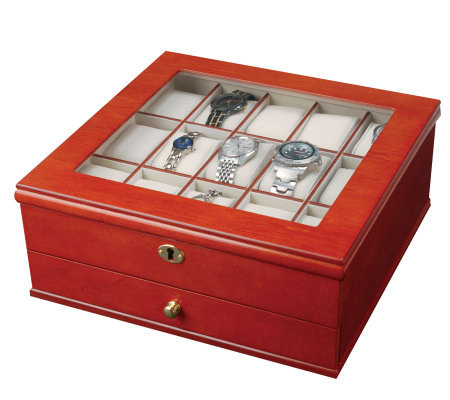 "Mele & Co. ""Chris"" Watch Box"