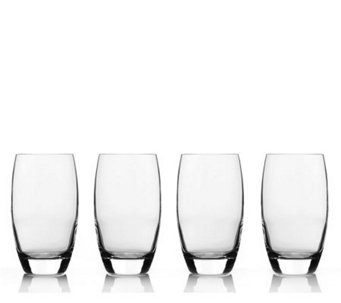 Luigi Bormioli 20-oz Beverage Glasses - Set of4 - H172560