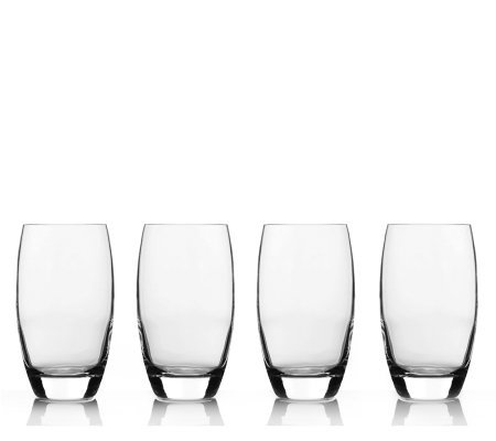 Luigi Bormioli 20-oz Beverage Glasses - Set of4
