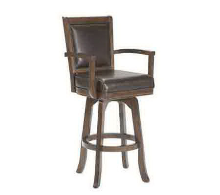 Hillsdale Furniture Ambassador Swivel Bar Stool