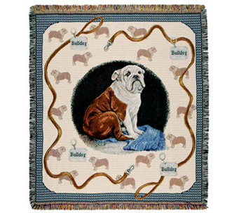 Bulldog Throw by Simply Home - H177160