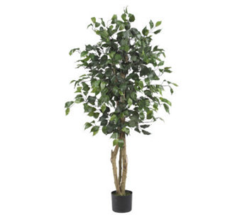 4' Ficus Tree by Nearly Natural - H179260
