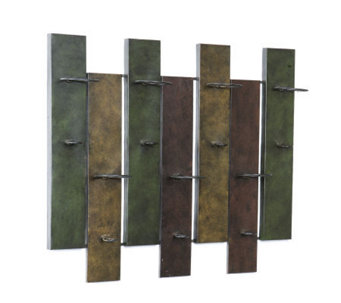 Barton Wall Mount Wine Rack - H185460