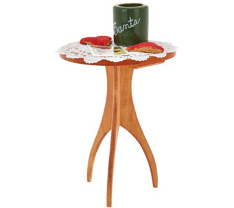 Byers Choice Table with Cookies and Milk for Santa - H208760