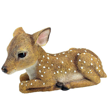 Design Toscano Darby the Forest Fawn Statue