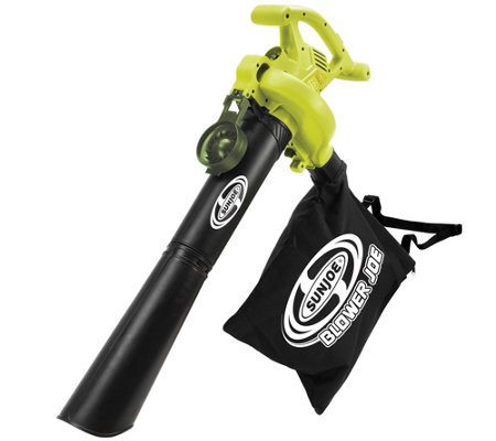 Sun Joe 13 Amp 3 In 1 Electric Blower Vacuum Mulcher