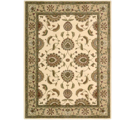 "Nourison Atlas 3'6"" x 5'6"" Persian Machine-MadeRug"