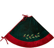Charles Gallen Christmas Tree Skirt - H212161