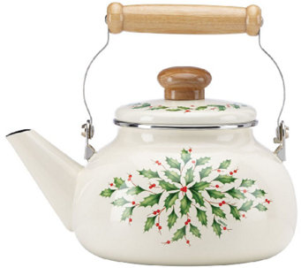 Lenox Holiday Tea Kettle - H286861