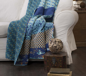 Royal Empire Throw Blanket by Lush Decor - H287261