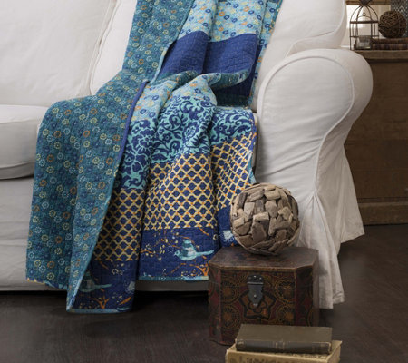 Royal Empire Throw Blanket by Lush Decor