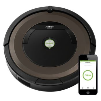 iRobot Roomba 890 Wi-Fi Connected Robotic Vacuum