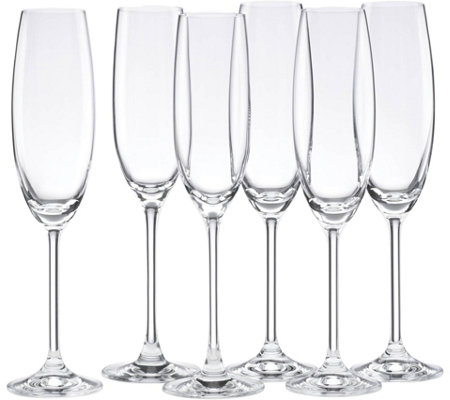 Lenox Tuscany Classics Set of Six Party Flutes