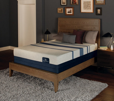 Serta iComfort Blue 300 Firm Queen Mattress Set