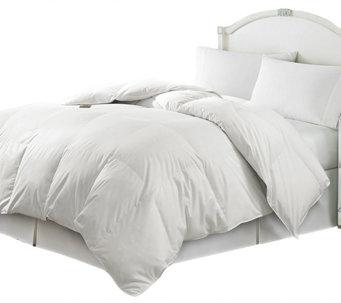 Kathy Ireland Home Twin White Feather U0026 Down Comforter   H296661