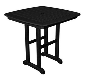 "POLYWOOD Nautical 31"" Dining Table - H349861"