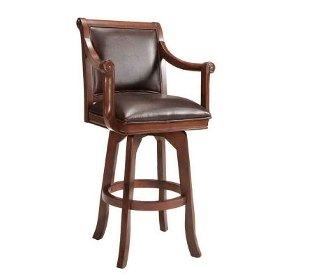 Hillsdale Furniture Palm Springs Swivel Bar Stool