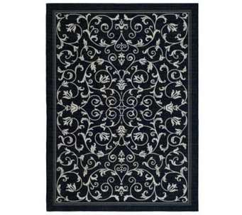 "Safavieh Courtyard Heirloom Gate 6'7"" x 9'6"" Rug - H178962"