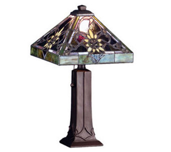 "Tiffany Style 18""H Solstice Accent Lamp - H181262"