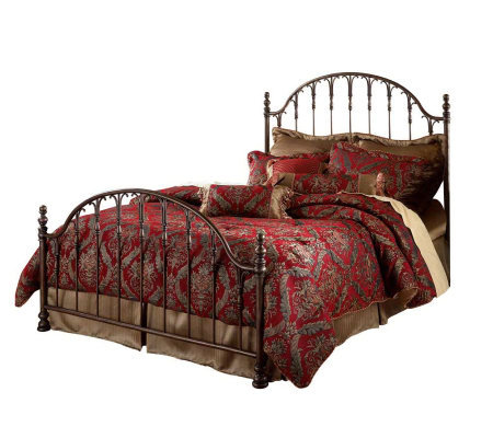 Hillsdale Furniture Tyler Bed - King