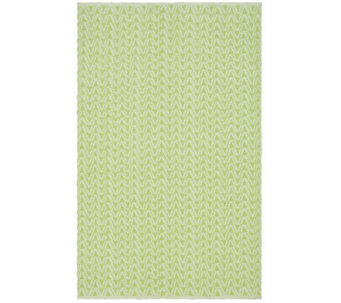 Thom Filicia 3' x 5' Ackerman Recycled PlasticOutdoor Rug - H186462