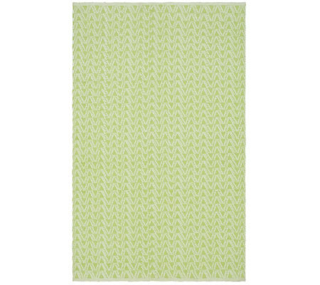 Thom Filicia 3' x 5' Ackerman Recycled PlasticOutdoor Rug