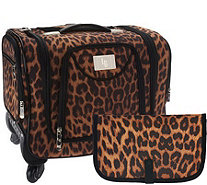 Weekender Bag with Snap-In Toiletry Case by Lori Greiner - H201762