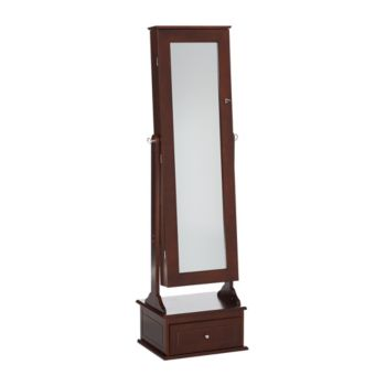 Safekeeper Jewelry Cabinet with Drawer by Lori Greiner
