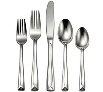 Oneida Lincoln 18/0 Stainless Steel 45-Piece Set - H281362
