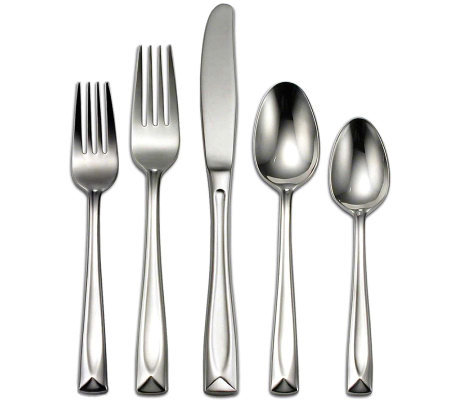 Oneida Lincoln 18/0 Stainless Steel 45-Piece Set
