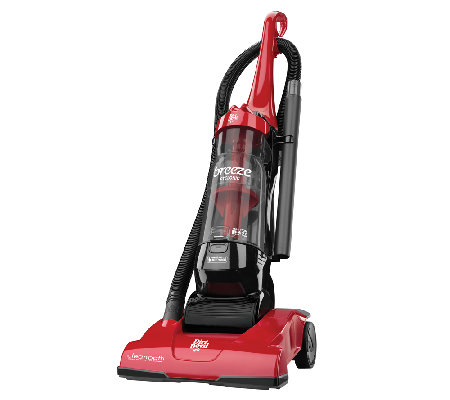 Dirt Devil UD70105 Breeze Cyclonic Bagless Upright Vacuum