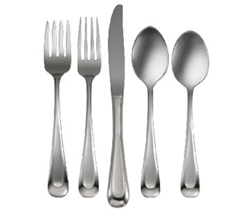 Oneida Satin Sand Dune 20-Pc Flatware Set - H284762