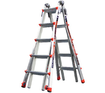 Little Giant Revolution 24-in-1 Heavy Duty 22'Ladder - H285162