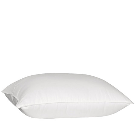 Blue Ridge 700TC Sateen Siberian White Down Jumbo Pillow