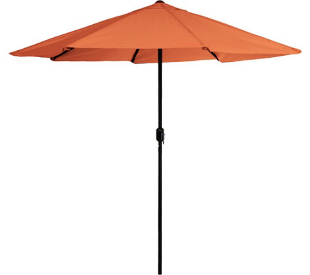 Pure Garden 9' Aluminum Patio Umbrella