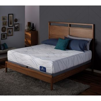 Serta Perfect Sleeper 12 Gel Memory Foam CK Mattress Set