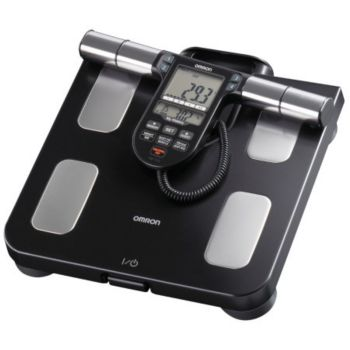 Omron Healthcare Full-Body Sensor Scale with 180-Day Memory