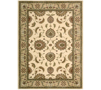 "Nourison Atlas 5'6"" x 7'5"" Persian Machine-MadeRug - H350362"
