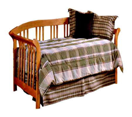 Hillsdale Furniture Dorchester Dark Pine Daybedw/Support Deck