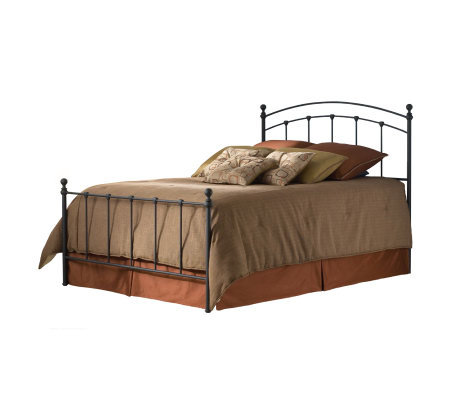 Sanford Bed with Frame - Twin