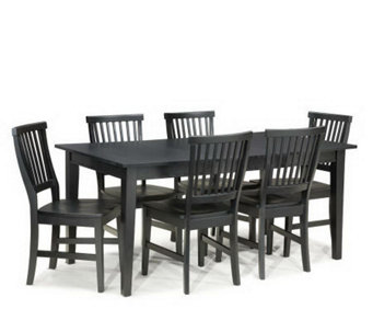 Home Styles Arts and Crafts 7- Piece Dining Set - H159663