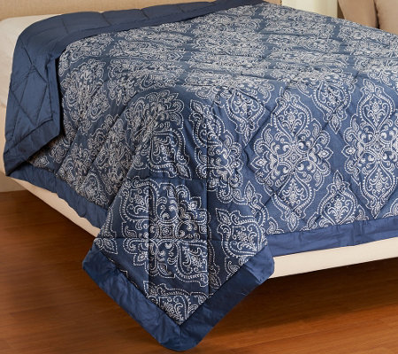 Northern Nights Martina 400TC All Seasons KG Reversible Down Alt. Blanket