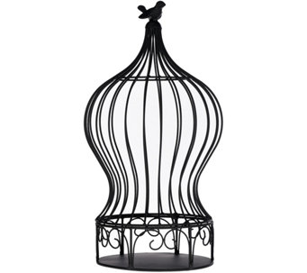 "21"" Indoor/Outdoor Metal Birdcage - H209563"