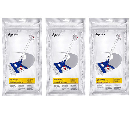 Dyson Replacement Wipes for DC56 Hard Wet/Dry Vacuum - 36-Pack